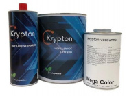 MC Krypton Set Filler 4+1 lichtgrijs +Krypton verdunner