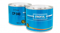 Profix Thinner 2K normaal CP040  0,5 ltr.